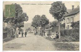 GESPUNSART - La Route De Pussemangle - France