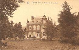 Beauvechain : Le Château De M. De Streel - Beauvechain