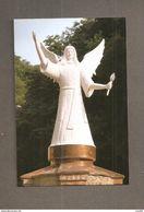 ANGELO DI DIO  -  SANTINO STATUA SANTUARIO MADONNA DEL DESERTO CON PREGHIERA - Devotion Images