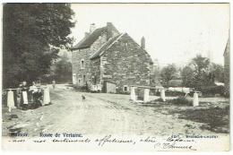 Hamoir. Route De Verlaine. - Hamoir