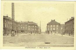 Chatelineau. Place Albert Ier - Châtelet