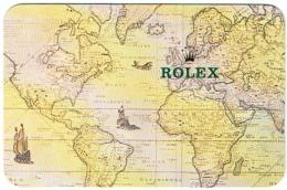 Calendrier. Montre ROLEX. 1978/79 - Calendars