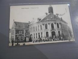 D . 62 - SAINT VENANT Hôtel De Ville - France