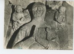 SAINT THIBAULT - Le Gisant, Un Des Seigneurs St Beury , Considéré Comme Un Des Fondateurs Du Prieuré - France