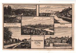 Nr.+  168, Die Schlachtfelderum Metz, Saarburg, Saint Quentin, Mörchingen - Guerra 1914-18