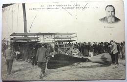 """LA NACELLE ET L'HÉLICE DU """" CLÉMENT-BAYARD """" - LES PIONNERS DE L'AIR - Aeronaves"""