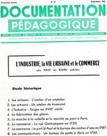 Documentation Pedagogique  N° 42 Complet - Documents Historiques