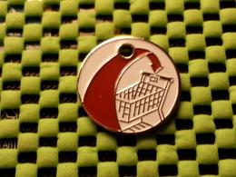 Shopping Carts / Winkelwagentjes / Jeton De Caddie -  Netherlands  - Vos Gym Amsterdam -  House Of Legends - Trolley Token/Shopping Trolley Chip