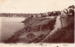 SAINT-CAST  -  Le Chemin Du Port - Saint-Cast-le-Guildo