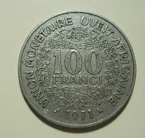 West African States 100 Francs 1971 - Monnaies
