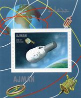 AJMAN ETAT / GEMINI 4 Espace Superbe Blocs Dentelés MNH Vente 3.50 Euros - Raumfahrt