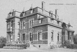 Jemeppe-sur-Sambre.-Château M Ravet - Jemeppe-sur-Sambre