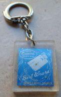 Porte  Clefs:  DESMOND  - For Best Wead - BEST WEARS - Gents Ladies Chidren  (  Bourbon  ) - Key-rings