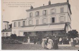 Coulliy - Maison De Retraite Des Artistes Dramatiques à Pont-aux-Dames - Administration - Vue Sur Le Parc - ELD - Autres Communes