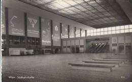 AK - Wien X., - SÜDBAHNHOF – Innenansicht ZENTRALE KASSENHALLE 1966 - Vienne