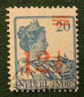 Hulpuitgifte NVPH 171 1930 Gestempeld / Used NEDERLAND INDIE / DUTCH INDIES - Niederländisch-Indien