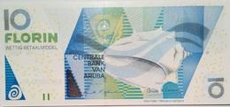 ARUBA 10 FLORIN 2003 PICK 16a UNC - Monnaies