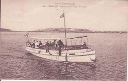 CPA - 1860. DINARD - Vedette Arrivant De St Malo - Dinard