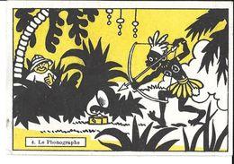 Chromo - Jouvence De L'Abbé Soury - N°4 Le Phonographe - Chromos
