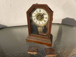 Montre Horloge Carillon Bois Vintage/2005-23 Laptg40 - Clocks