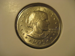 One Dollar 1979 D Susan B. Anthony USA Coin - Federal Issues