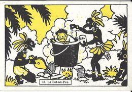 Chromo - Jouvence De L'Abbé Soury - N°12 Le Pot Au Feu - Chromos