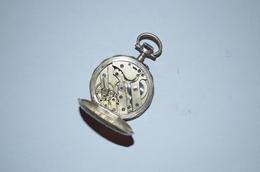 Montre Gousset Argent 40mm - Watches: Bracket