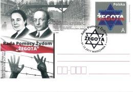 Poland 2017, Aid Jews Council ZEGOTA, Holocaust WWII. Founders: Szczucka, Rutkowski. Israel RIGHTEOUS AMONG THE NATIONS - 2. Weltkrieg