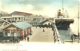 MERSEYSIDE - LIVERPOOL -  LANDING STAGE  Me513 - Liverpool
