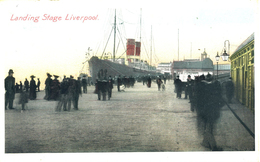 MERSEYSIDE - LIVERPOOL -  LANDING STAGE  Me514 - Liverpool