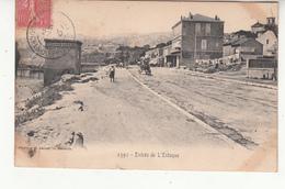 13 - Marseille - Entree De L'estaque - L'Estaque