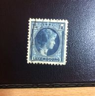 LUXEMBOURG-Grande-duchesse Charlotte (1¼) 1926 - Luxembourg