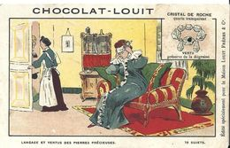 Chromo - Chocolat Louit - Louit