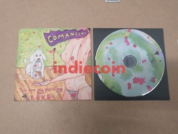 COMANECHI 2013 You Owe Me Nothing But Love 2013 UK CD LP Promo Cardsleeve - Collector's Editions