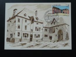 Carte Maximum Card Journée Maximaphilie Schifflange Luxembourg 2001 - Cartoline Maximum