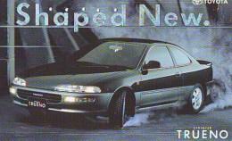 Télécarte JAPON * TOYOTA (1334)  * Phonecard JAPAN * VOITURE * Auto CAR * TELEFONKARTE * - Voitures