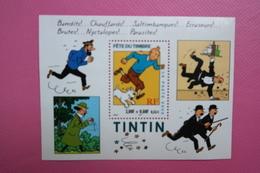 """2000 Fête Du Timbre """"Tintin"""" SUPERBE - Fumetti"""
