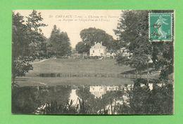 CPA FRANCE 81  ~  CARMAUX  ~  30  Château De La Verrerie Aux Marquis De Solages  ( ND Ou LL )  2 Scans - Carmaux