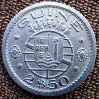 Guiné Bissau- 2,50 Escudos - 1952 - KM 9 - Guinea-Bissau