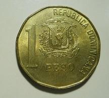 Dominicana 1 Peso 1991 - Dominicana