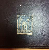 FRANCE-Paix Et Commerce (15) 1878 - 1876-1878 Sage (Type I)