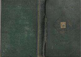 D354 Viel Album-Catalogue De Timbres Maury Plus De 400 Timbres Divers Du Monde Oblitérés - Autres