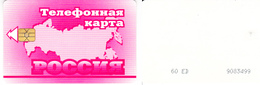 Phonecard   Russia. Bryansk  Region 60 Units R - Russia