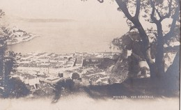 Carte Photo  : Monaco  Vue  Générale       SIP 413 ème Série N° 9  Carte Ancienne Rare - Monaco