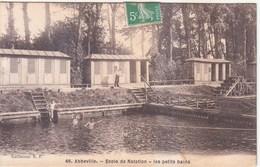 80 - Abbeville  Ecole De Natation Les Petits Bains  SP708 - Abbeville