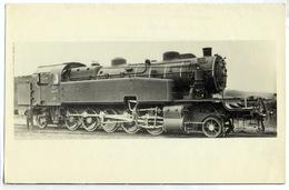 Est - Locomotive 151 6920 - Tirage Photographique Ancien - Matériel