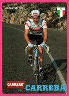 Cycliste - Cyclisme - ROCHE STEPHEN - Carrera Jean's - Italie - Bicyclette BATTAGLIN - Sponsor - Pub - LITO BOSCHETTI - Ciclismo