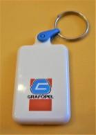 SHOPPING CART TOKEN / JETON DE CADDIE - GRAFOPEL / PORTUGAL / 01 - Trolley Token/Shopping Trolley Chip