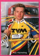 Cycliste - Cyclisme - ROB HARMELING - ZULLO - Sponsor - Pub - HONTELE VAN DEURSEN B.V. - Radsport