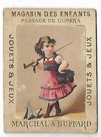 CHROMO Magasin Des Enfants MARCHAL & BUFFARD - Trade Cards